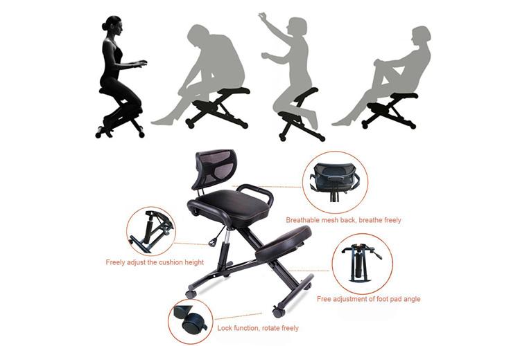 Vogvigo KN01 Chaise à genoux test