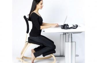 Entretien d'une chaise ergonomique